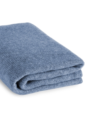 Large Cashmere Bed Blanket - Made to Order