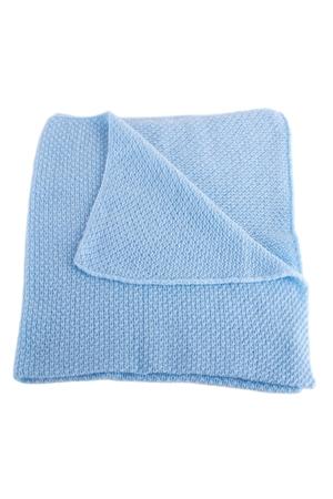 Honeycomb Cashmere Baby Shawl Blanket